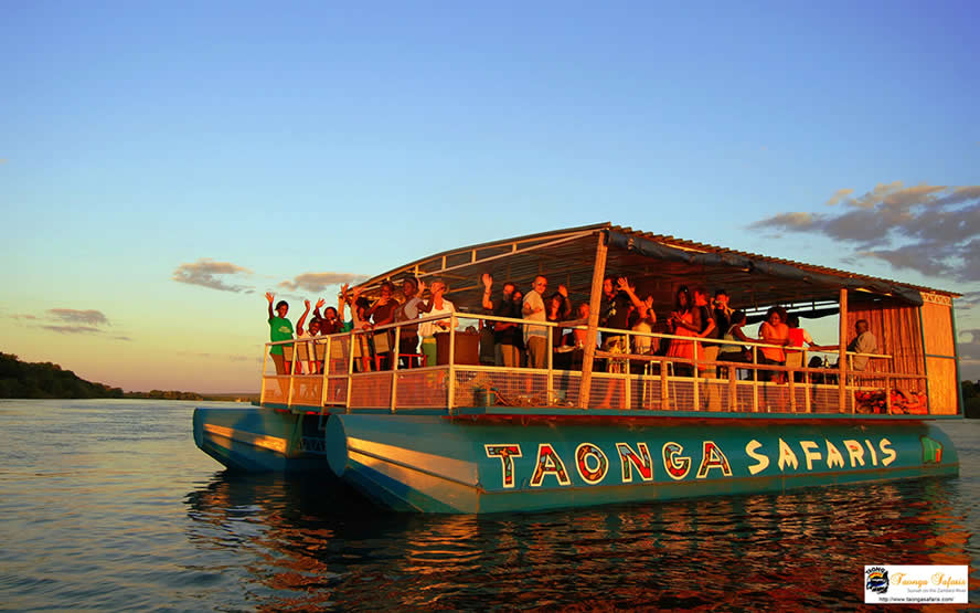 Taonga Safaris Zambezi River Cruises